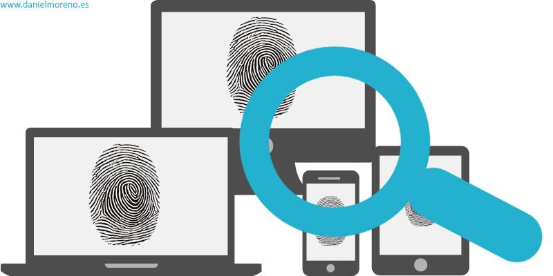 Huella de Navegador o Deviice Browser Fingerprint